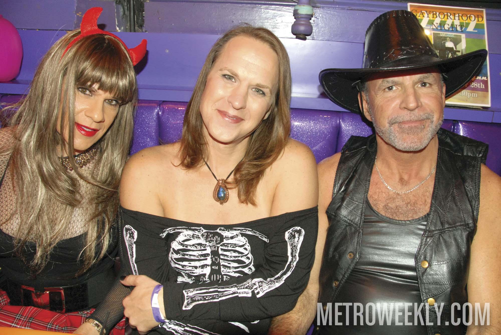 scene: picture #23 | freddie's beach bar halloween: metro weekly
