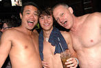 Shirtless Men Drink Free #7