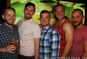 DC Bear Crue Happy Hour #23