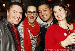 Duplex Diner's Janky Sweater Party #2
