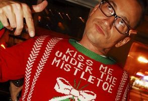 Duplex Diner's Janky Sweater Party #27
