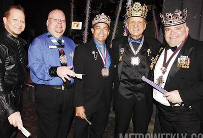 The Imperial Court of Washington DC's Black and Blue Ball #22