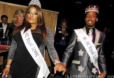 The Imperial Court of Washington DC's Black and Blue Ball #27