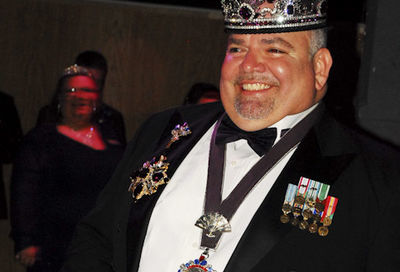The Imperial Court of Washington DC's Black and Blue Ball #29