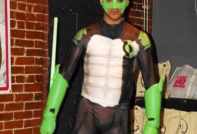 Mr. Green Lantern Competition 2017 #12