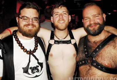 DC Leather Pride Rebel Heart #11