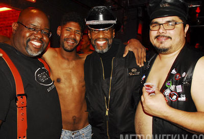 DC Leather Pride Rebel Heart #13
