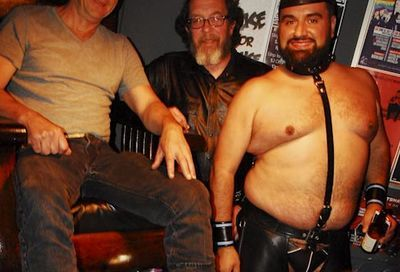 DC Leather Pride Rebel Heart #14