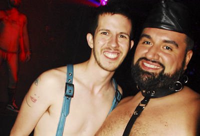 DC Leather Pride Rebel Heart #25