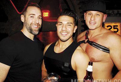 DC Leather Pride Rebel Heart #28