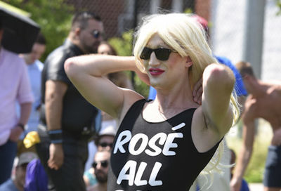 Stonewall Kickball's 6th Annual DragBall #31