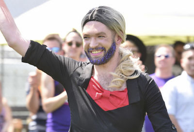 Stonewall Kickball's 6th Annual DragBall #33