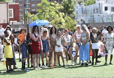 Stonewall Kickball's 6th Annual DragBall #45