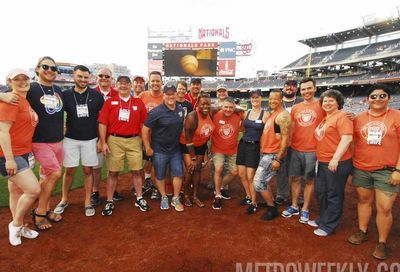 Team DC's Night OUT at the Nationals #7