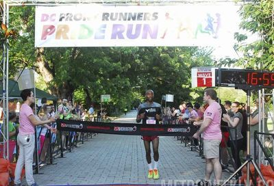 The 5th Annual DC Front Runners Pride Run 5K #3