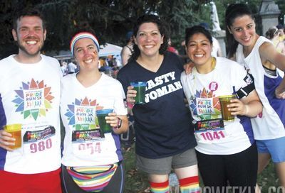 The 5th Annual DC Front Runners Pride Run 5K #5