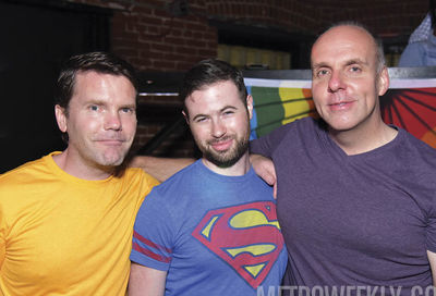 Green Lantern's Awesome-Con Unofficial After Party #8