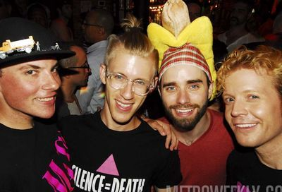 GayBash at Trade #1