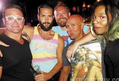 GayBash at Trade #36