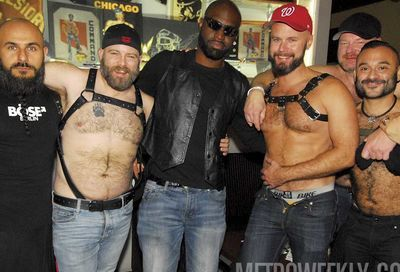 Mr. Maryland Leather Victory Party #1