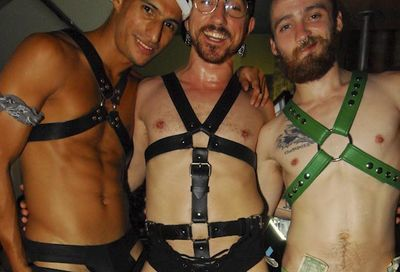 Mr. Maryland Leather Victory Party #10