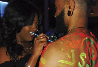 Impulse DC's Glow Paint Party #51