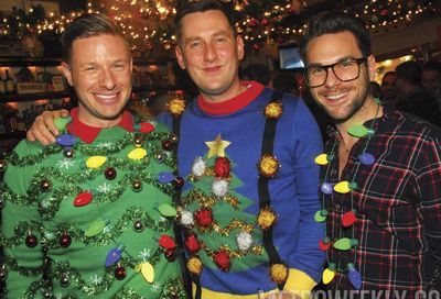 Duplex Diner's Annual Janky Sweater Party #2
