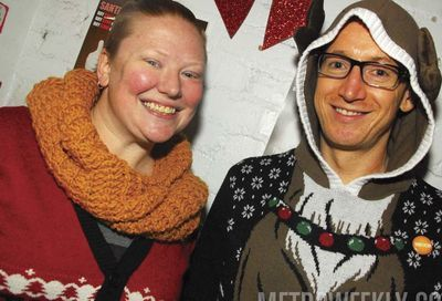 Duplex Diner's Annual Janky Sweater Party #7