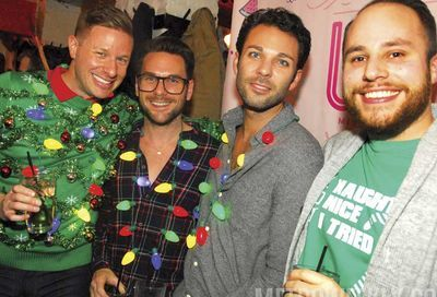 Duplex Diner's Annual Janky Sweater Party #16