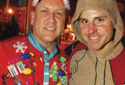Duplex Diner's Annual Janky Sweater Party #17