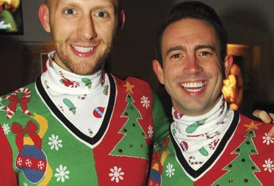Duplex Diner's Annual Janky Sweater Party #24