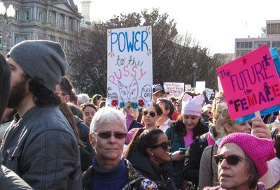 Women's March 2018 in Washington, D.C. #15