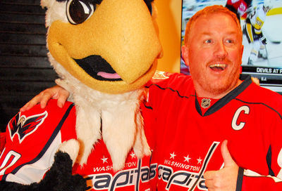 Team DC's Night OUT at the Capitals #16