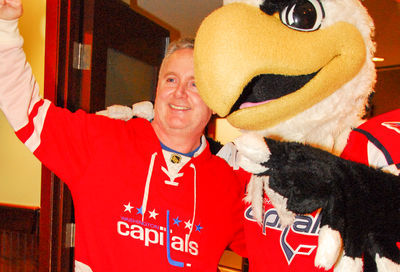 Team DC's Night OUT at the Capitals #17