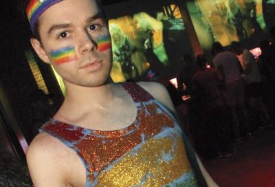 Pride Party at Town #25