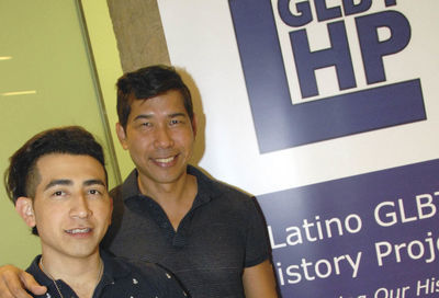 Latino GLBT History Project's 13th Annual Hispanic LGBTQ Heritage Awards #62