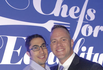 HRC's 7th Annual Chef's for Equality #30