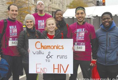Whitman Walker Clinic's Walk and 5K to End HIV #20