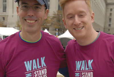 Whitman Walker Clinic's Walk and 5K to End HIV #22