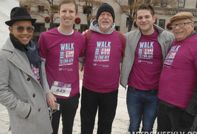 Whitman Walker Clinic's Walk and 5K to End HIV #24
