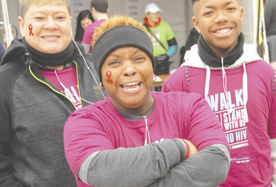 Whitman Walker Clinic's Walk and 5K to End HIV