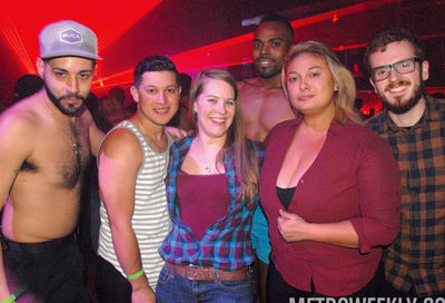 Capital Pride's Red Party #3