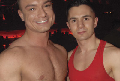 Capital Pride's Red Party #14