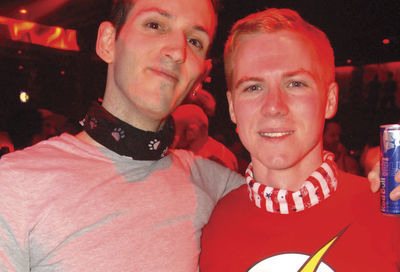 Capital Pride's Red Party #20