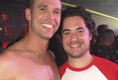 Capital Pride's Red Party #40