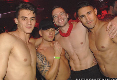 Capital Pride's Red Party #47