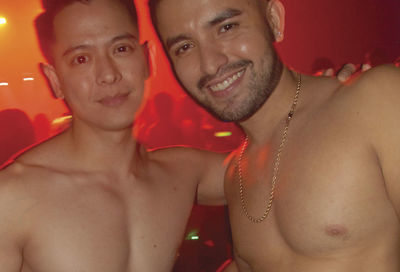 Capital Pride's Red Party #48