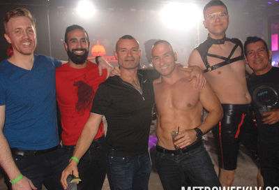 Capital Pride's Red Party #55