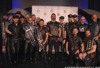 MAL 2019: Mr. Mid-Atlantic Leather Contest #1