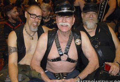 MAL 2019: Mr. Mid-Atlantic Leather Contest #2
